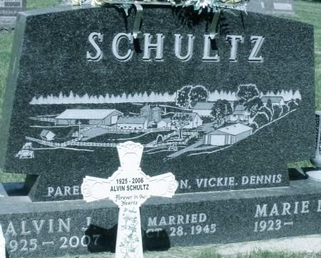 SCHULTZ, ALVIN J. - Ida County, Iowa | ALVIN J. SCHULTZ