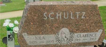 SCHULTZ, CLARENCE & IOLA - Ida County, Iowa | CLARENCE & IOLA SCHULTZ