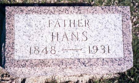 SCHUMACHER, HANS - Ida County, Iowa | HANS SCHUMACHER