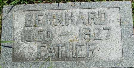 SCHUMANN, BERNHARD - Ida County, Iowa | BERNHARD SCHUMANN