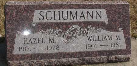 SCHUMANN, WILLIAM & HAZEL - Ida County, Iowa | WILLIAM & HAZEL SCHUMANN