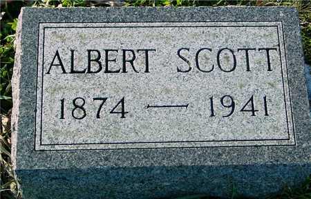 SCOTT, ALBERT - Ida County, Iowa | ALBERT SCOTT