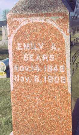 SEARS, EMILY A. - Ida County, Iowa | EMILY A. SEARS