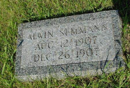 SEMMANN, ALWIN - Ida County, Iowa | ALWIN SEMMANN