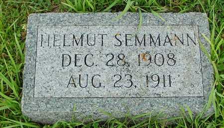 SEMMANN, HELMUT - Ida County, Iowa | HELMUT SEMMANN
