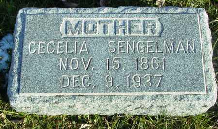 SENGELMAN, CECELIA - Ida County, Iowa | CECELIA SENGELMAN