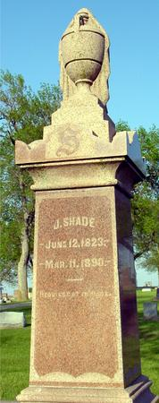 SHADE, J. - Ida County, Iowa | J. SHADE