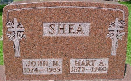 SHEA, JOHN M. - Ida County, Iowa | JOHN M. SHEA
