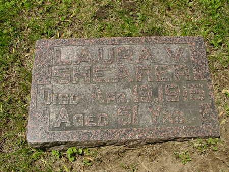 SHEARER, LAURA V. - Ida County, Iowa | LAURA V. SHEARER