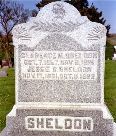 SHELDON, CLARENCE - Ida County, Iowa | CLARENCE SHELDON