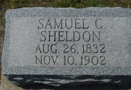 SHELDON, SAMUEL C. - Ida County, Iowa | SAMUEL C. SHELDON