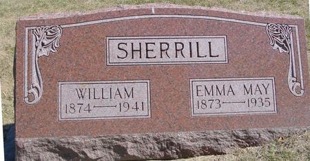 SHERRILL, WILLIAM & EMMA - Ida County, Iowa | WILLIAM & EMMA SHERRILL