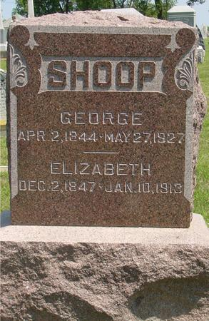 SHOOP, GEORGE - Ida County, Iowa | GEORGE SHOOP