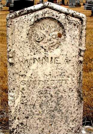 SHORRETT, MINNIE - Ida County, Iowa | MINNIE SHORRETT