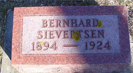 SIEVERTSEN, BERNHARD - Ida County, Iowa | BERNHARD SIEVERTSEN