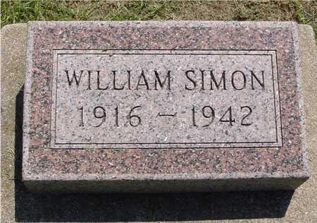 SIMON, WILLIAM - Ida County, Iowa | WILLIAM SIMON