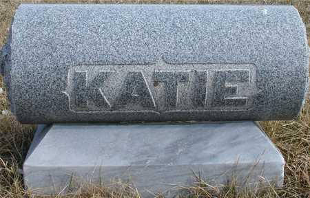 SLATER, KATIE MAY - Ida County, Iowa | KATIE MAY SLATER