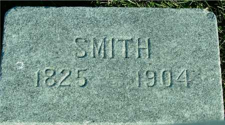 SMITH, (NONE ON STONE) - Ida County, Iowa | (NONE ON STONE) SMITH