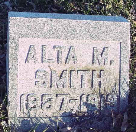 SMITH, ALTA M. - Ida County, Iowa | ALTA M. SMITH