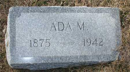 SMITH, ADA M. - Ida County, Iowa | ADA M. SMITH
