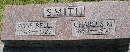 SMITH, CHARLES & ROSE B. - Ida County, Iowa | CHARLES & ROSE B. SMITH