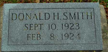 SMITH, DONALD H. - Ida County, Iowa | DONALD H. SMITH