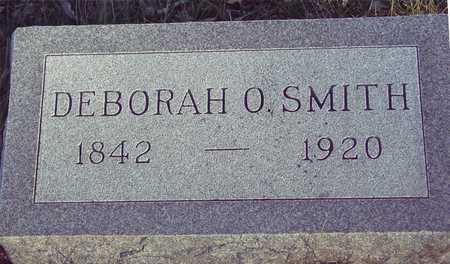 SMITH, DEBORAH O. - Ida County, Iowa   DEBORAH O. SMITH