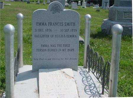 SMITH, EMMA - Ida County, Iowa | EMMA SMITH