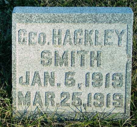 SMITH, GEORGE HACKLEY - Ida County, Iowa | GEORGE HACKLEY SMITH