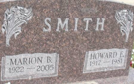 SMITH, MARION B. - Ida County, Iowa   MARION B. SMITH