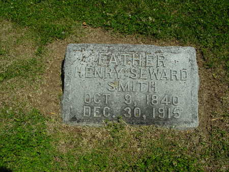 SMITH, HENRY SEWARD - Ida County, Iowa   HENRY SEWARD SMITH