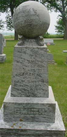 SMITH, J.  W. - Ida County, Iowa | J.  W. SMITH