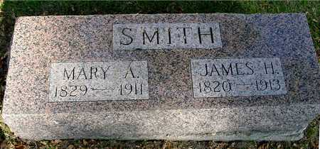 SMITH, JAMES & MARY A. - Ida County, Iowa   JAMES & MARY A. SMITH