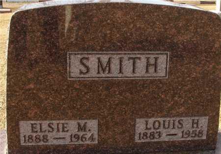 SMITH, LOUIS & ELSIE - Ida County, Iowa   LOUIS & ELSIE SMITH