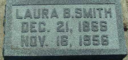 SMITH, LAURA B. - Ida County, Iowa   LAURA B. SMITH