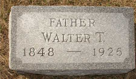 SMITH, WALTER T. - Ida County, Iowa | WALTER T. SMITH