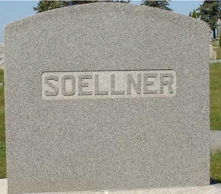 SOELLNER, FAMILY MARKER - Ida County, Iowa | FAMILY MARKER SOELLNER