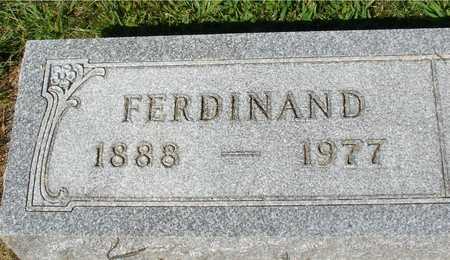 SOELLNER, FERDINAND - Ida County, Iowa | FERDINAND SOELLNER