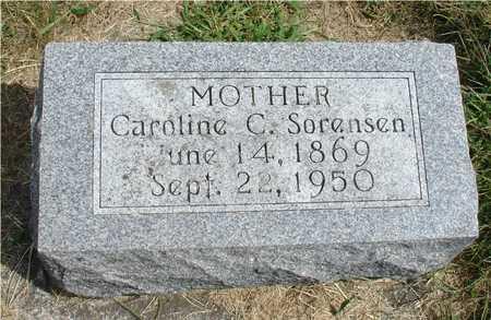 SORENSEN, CAROLINE C. - Ida County, Iowa   CAROLINE C. SORENSEN
