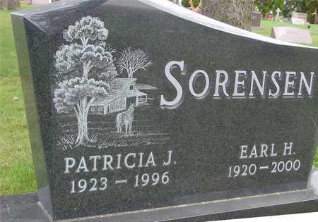 SORENSEN, EARL & PATRICIA - Ida County, Iowa   EARL & PATRICIA SORENSEN