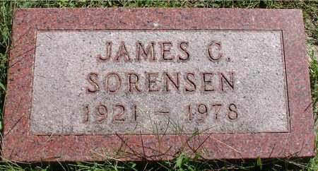 SORENSEN, JAMES C. - Ida County, Iowa | JAMES C. SORENSEN