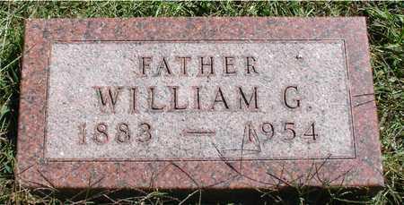 SORENSEN, WILLIAM G. - Ida County, Iowa | WILLIAM G. SORENSEN
