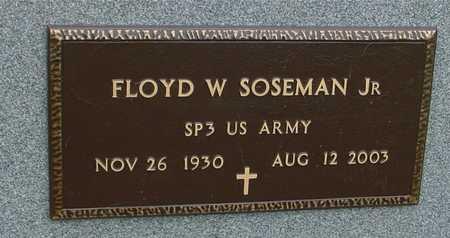SOSEMAN, FLOYD W.  JR. - Ida County, Iowa | FLOYD W.  JR. SOSEMAN