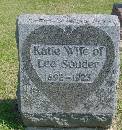SOUDER, KATIE - Ida County, Iowa | KATIE SOUDER