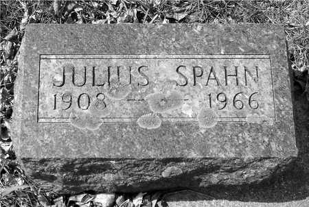 SPAHN, JULIUS - Ida County, Iowa | JULIUS SPAHN