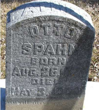 SPAHN, OTTO - Ida County, Iowa | OTTO SPAHN