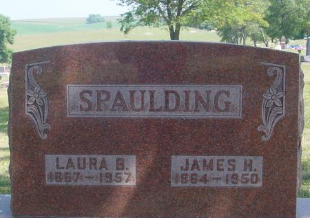 SPAULDING, JAMES & LAURA - Ida County, Iowa | JAMES & LAURA SPAULDING