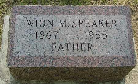 SPEAKER, WION - Ida County, Iowa | WION SPEAKER