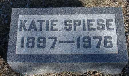 SPIESE, KATIE - Ida County, Iowa | KATIE SPIESE