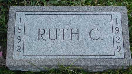 SPOTTS, RUTH C. - Ida County, Iowa | RUTH C. SPOTTS